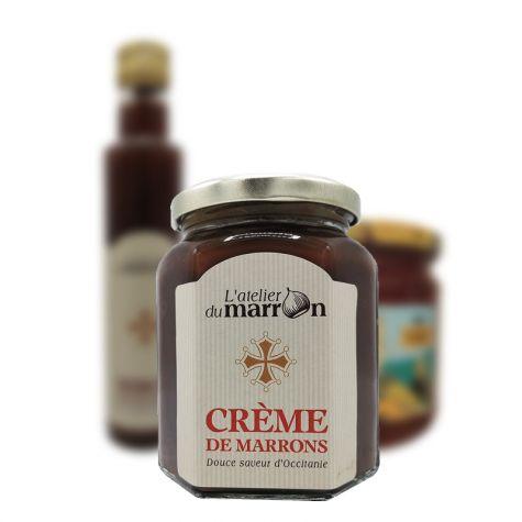 Crème de marrons - 220 g