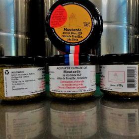 La moutarde très forte de Castelnaudary