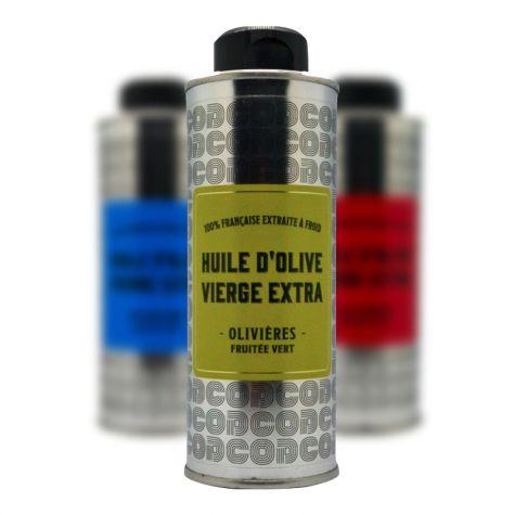 Huile d'Olive - Olivières 250ml