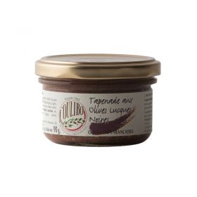 Tapenade d'olives Lucques Noires - Oulibo