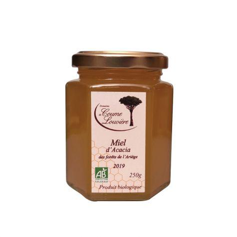Miel d'Acacia Bio - 250gr
