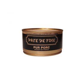 Pâté de foie pur porc 180gr