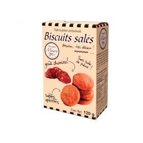Biscuit salés - Chorizo