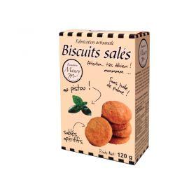 Biscuit salés - Pistou