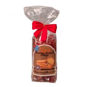 Biscuit caramel fleur de sel