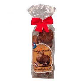 Biscuit chocolat fleur de sel
