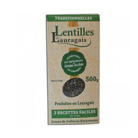 Lentilles du Lauragais