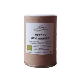 Herbes de Garrigue