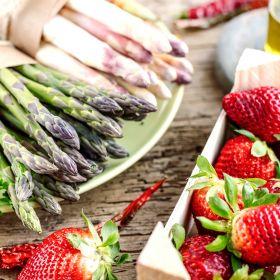 Panier de légumes pour 3 à 4 personnes