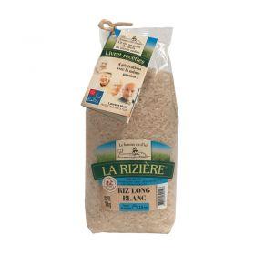 Riz long blanc 1kg