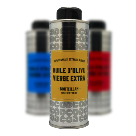 Huile d'Olive - Bouteillan 250ml